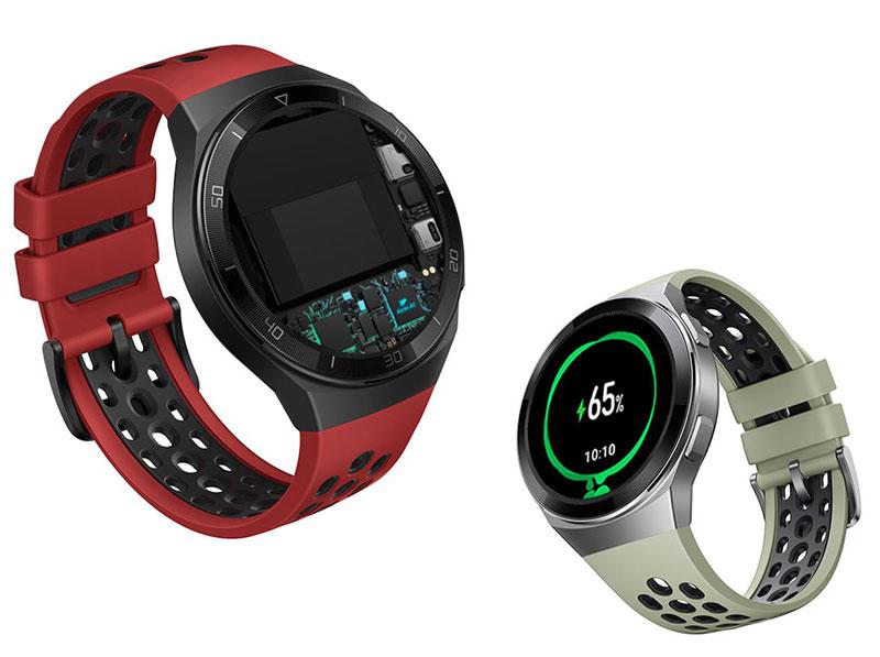 Huawei Watch GT2e، نسخه ورزشی و ارزانتر GT2
