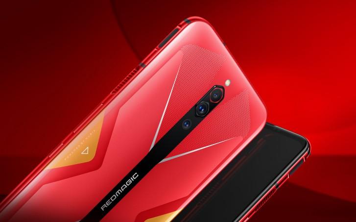 Nubia Red Magic 5G گیمینگی با پنل 144 هرتزی و فن خنککننده