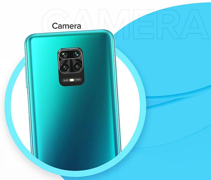 Redmi Note 9 Pro Max با 4 دوربین، باتری 5,020mAh و SD 720G
