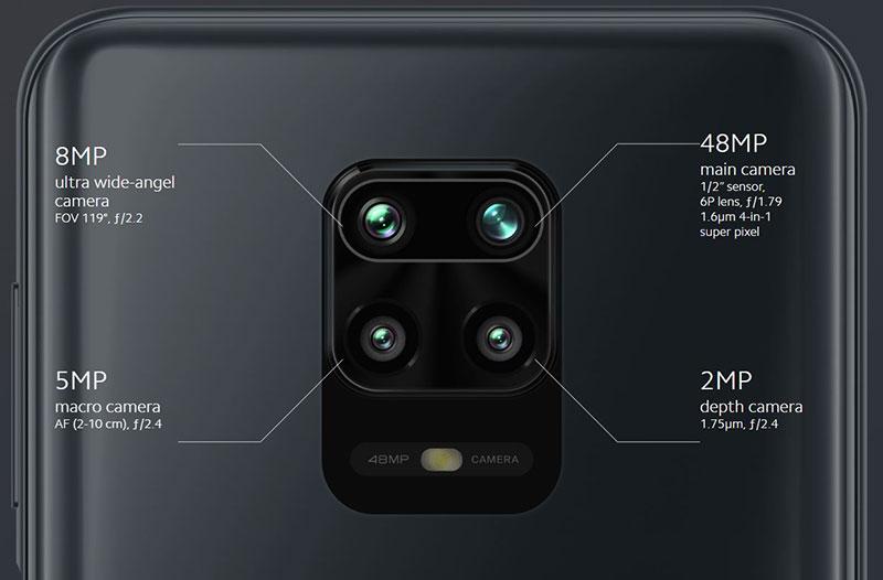 معرفی Redmi Note 9S همان Note 9 Pro برای بازار جهانی