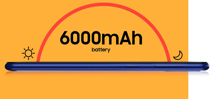 سامسونگ Galaxy M21 با دوربین 48MP و باتری 6,000mAh