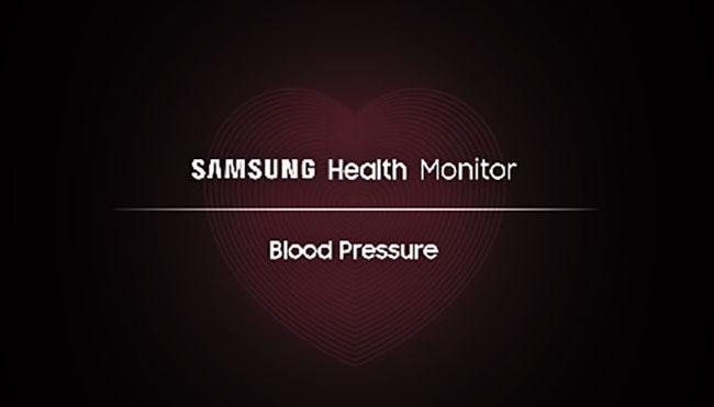 سنجش فشار خون در ساعتهای هوشمند گلکسی واچ سامسونگ