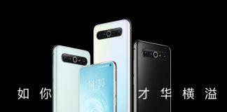معرفی دوگانههای Meizu 17 اولین 5Gهای برند