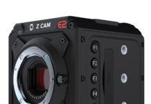 E2-M4 دوربین سینمایی ارزانقیمت جدید Z-Cam