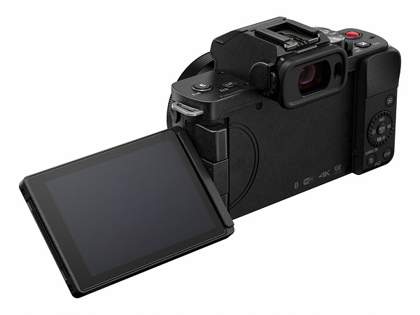 پاناسونیک Lumix G100 دوربینی برای vloggerها