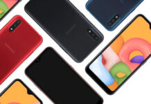 معرفی Galaxy M01 اسمارتفون 5.7 اینچی 120 دلاری!