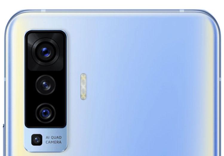 Vivo X50 ارزانقیمت 5G با پنل OLED و دوربین 48MP