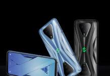 Black Shark 3S گیمینگ 120 هرتزی با Snapdragon 865