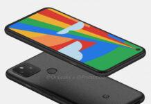 نمایش اولیه شکل ظاهری و طراحی Google Pixel 5
