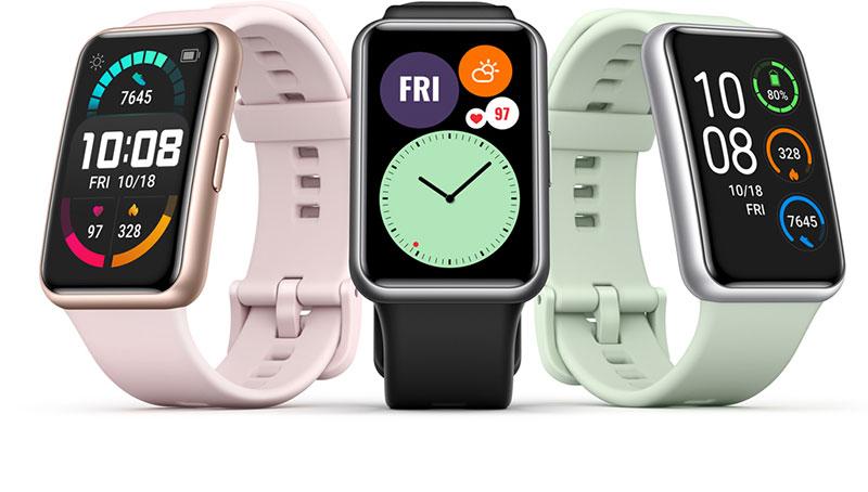 Huawei Watch Fit یک اپل واچ کشیده!