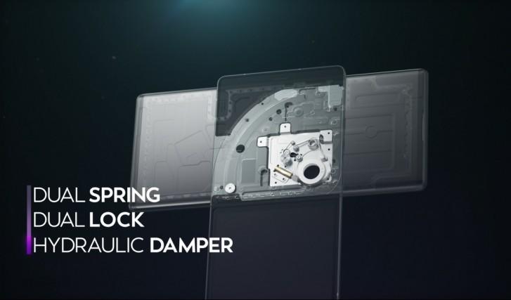 معرفی LG Wing با طراحی چرخان و دوربین گیمبالی