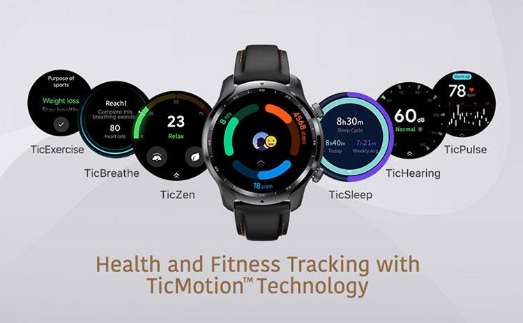 TicWatch Pro 3 GPS اولین اسمارتواچ با Snapdragon Wear 4100