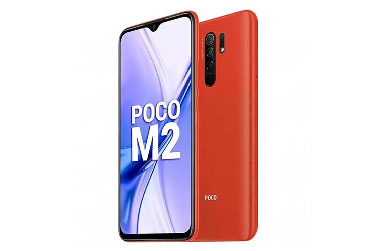 Poco M2 همان Redmi 9 با یک نام جدید