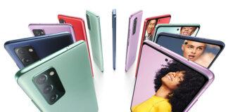 Samsung Galaxy S20 FE با صفحهنمایش 6.5 اینچی و قیمتی ارزانتر
