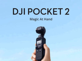 DJI Pocket 2 آپدیت Osmo Pocket بعد از دو سال
