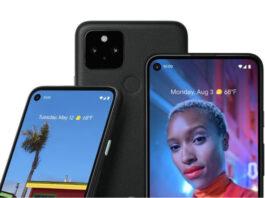 Pixel 5 میانردهای از گوگل با Snapdragon 765G