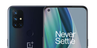 OnePlus Nord N10 5G با Snapdragon 690 و قیمت 349 یورو