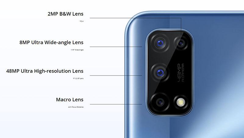 Realme 7 5G گوشی ارزانقیمتی با Dimensity 800 و پنل 120Hz