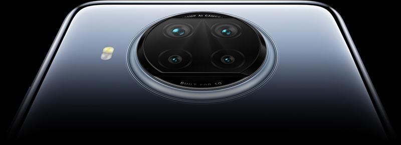 Redmi Note 9 Pro 5G با دوربین 108 و پردازنده SD750G