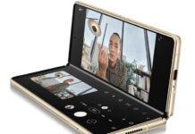 سامسونگ W21 5G – همان Galaxy Z Fold2 برای چین