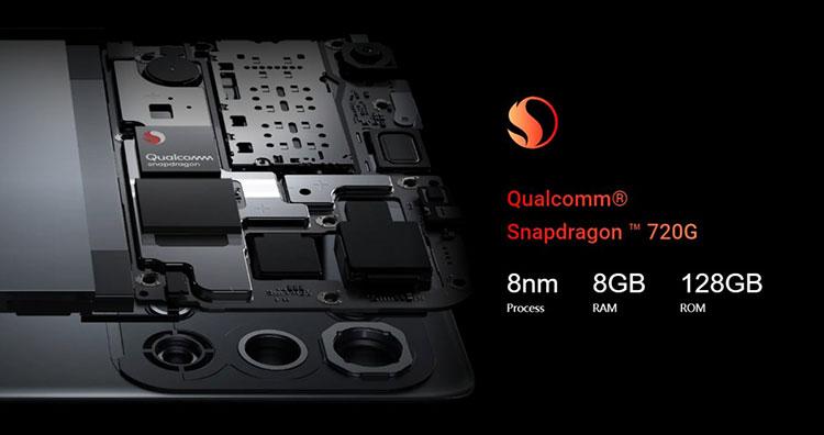 معرفی Oppo Reno5 4G با S720G، دوربین 64 و شارژر 50W