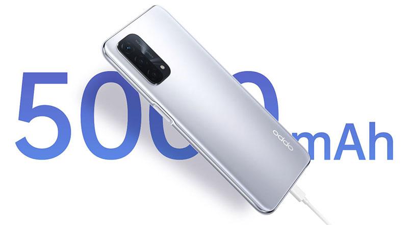 Oppo A93 5G اولین گوشی با پردازنده جدید Snapdragon 480