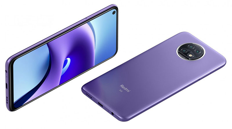 Redmi Note 9T 5G همان Note 9 5G برای بازارهای بینالمللی
