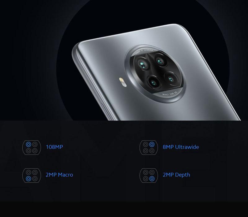 Xiaomi Mi 10i همان Redmi Note 9 Pro 5G با نام جدید!