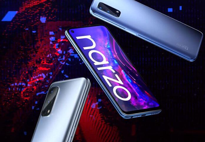 narzo 30 Pro 5G با صفحهنمایش 120 هرتزی و دوربین 48MP