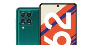 معرفی Galaxy F62 با باتری 7,000mAh و صفحهنمایش 6.7 اینچی