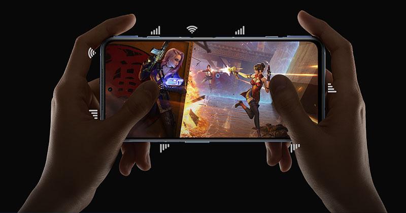 Black Shark 4 Pro گیمینگ فون با صفحهنمایش 144 هرتزی