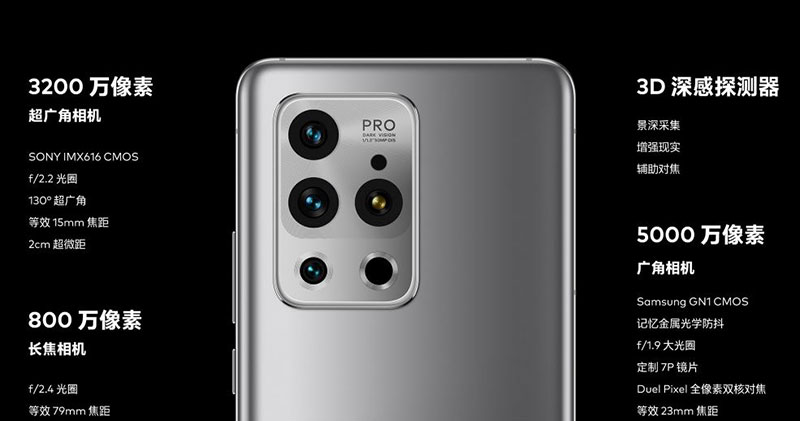 Meizu 18 Pro پرچمدار 770 دلاری با Snapdragon 888