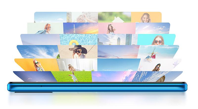 Honor Play 5T Life با Helio P35 و صفحهنمایش 6.6 اینچی