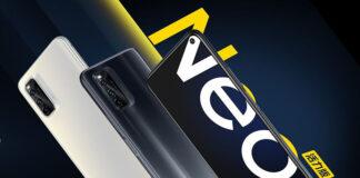 معرفی iQOO Neo5 Lite با پردازنده Snapdragon 870 و پنل 144 هرتزی