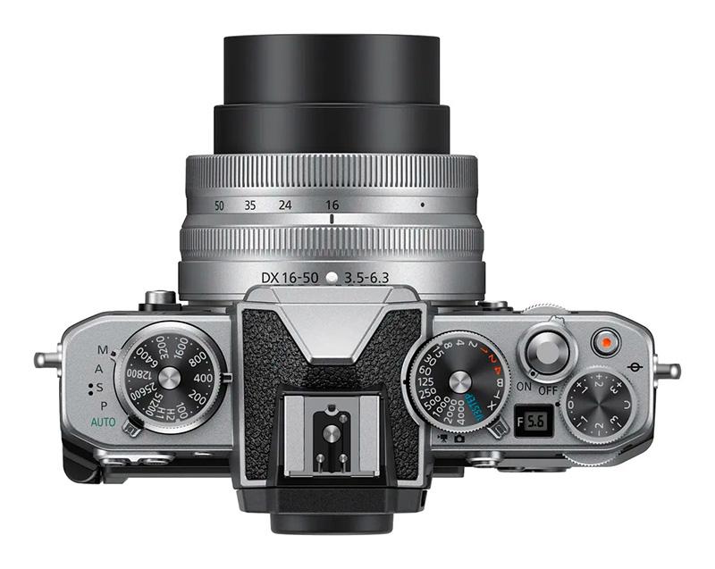 نیکون Z FC بازگشت به دهه 80 با یک دوربین بدون آینه پیشرفته!