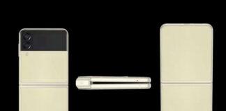 تصاویر نزدیک و واضحی از Galaxy Z Flip3 5G سامسونگ