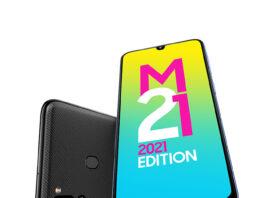 Galaxy M21 2021 Edition ارزانقیمت جدید سامسونگ برای هند