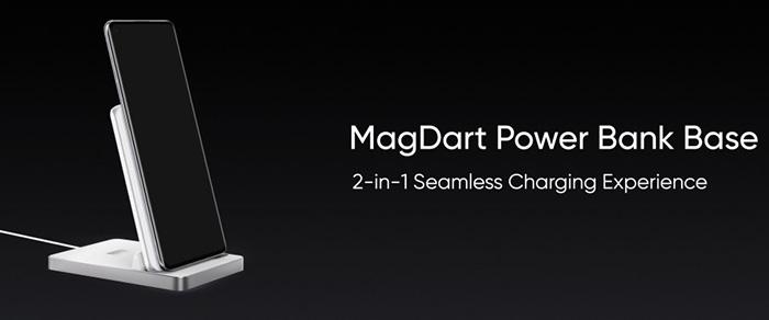 Realme MagDart شارژ مغناطیسی 50 واتی - جوابی برای MagSafe اپل