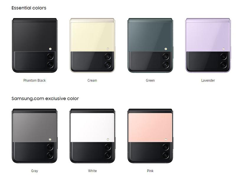 معرفی Galaxy Z Flip 3 5G – گوشی هوشمند خمشونده سامسونگ